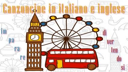 Giulia Parisi - Canzoncine in italiano e inglese per imparare divertendosi#canzoniperbambini