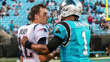 Patriots News: Cam Newton Says Replacing Tom Brady is 'Elephant in the Room'