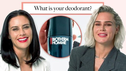 Ali Krieger & Ashlyn Harris Quiz Each Other On Their Beauty Routines