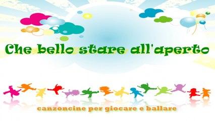 Giulia Parisi - Che bello stare all'aperto - canzoncine per giocare e ballare #Canzonibambini
