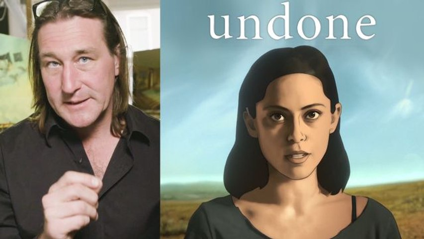 """How Amazon's """"Undone"""" Animates Dreams With Rotoscoping And Oil Paints"""