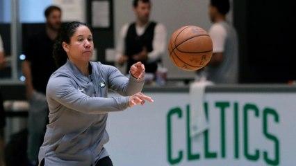 Celtics News: Celtics Send Off Kara Lawson With Heartfelt Tribute