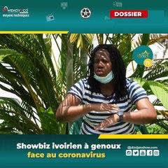 Le showbiz à genoux face au coronavirus