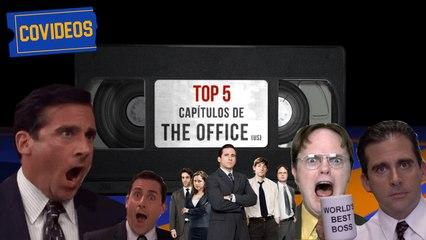 CoVideos 11 - Top 5 capítulos de The Office