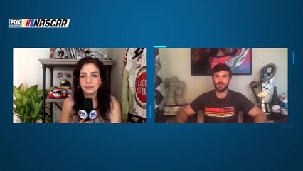 Entrevista Exclusiva con Daniel Suárez: NASCAR