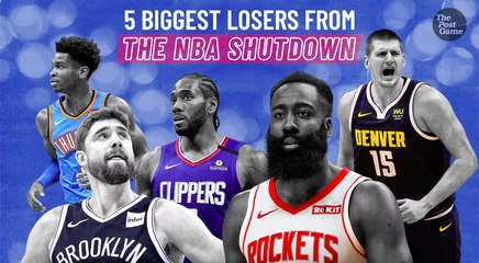 5 Teams That Were Biggest Losers During NBA Shutdown