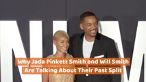The Past Of Jada Pinkett Smith And Will Smith