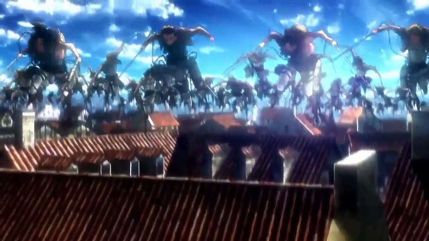 ATTACK ON TITAN SEASON 1 IN ENGLISH DUBBED by anime T.V - Dailymotion