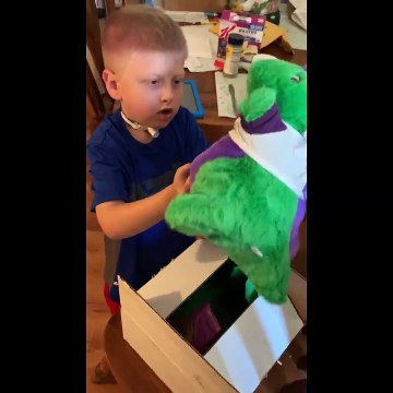 Six-year-old Texas trach patient receives heartwarming gift from Passy Muir Valve supplier