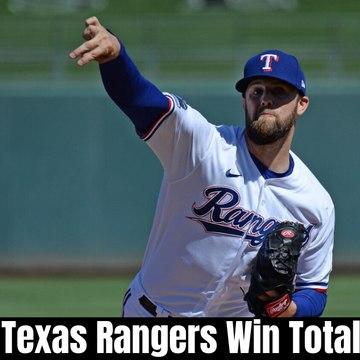 Texas Rangers Win Total