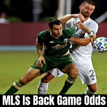 MLS Is Back Game Odds