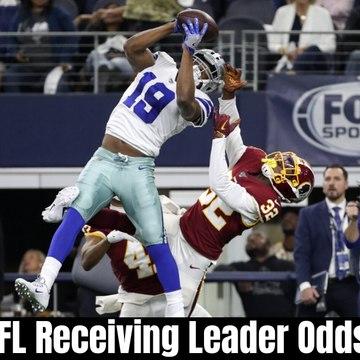 NFL Receiving Leader Odds
