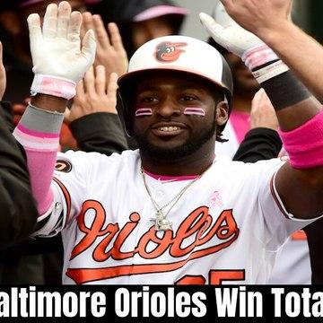 Baltimore Orioles Win Total