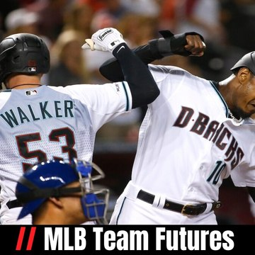 MLB Team Futures
