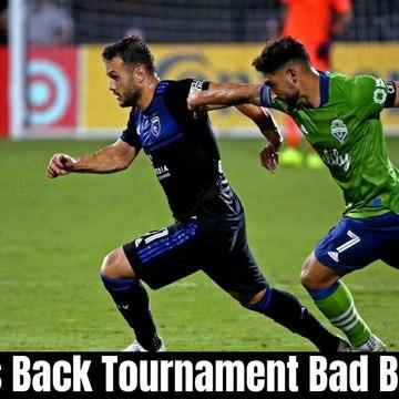 MLS is Back Tournament Bad Beats