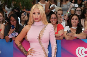 Iggy Azalea reveals son's unique name