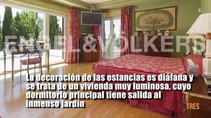 María Teresa Campos vende su mansión