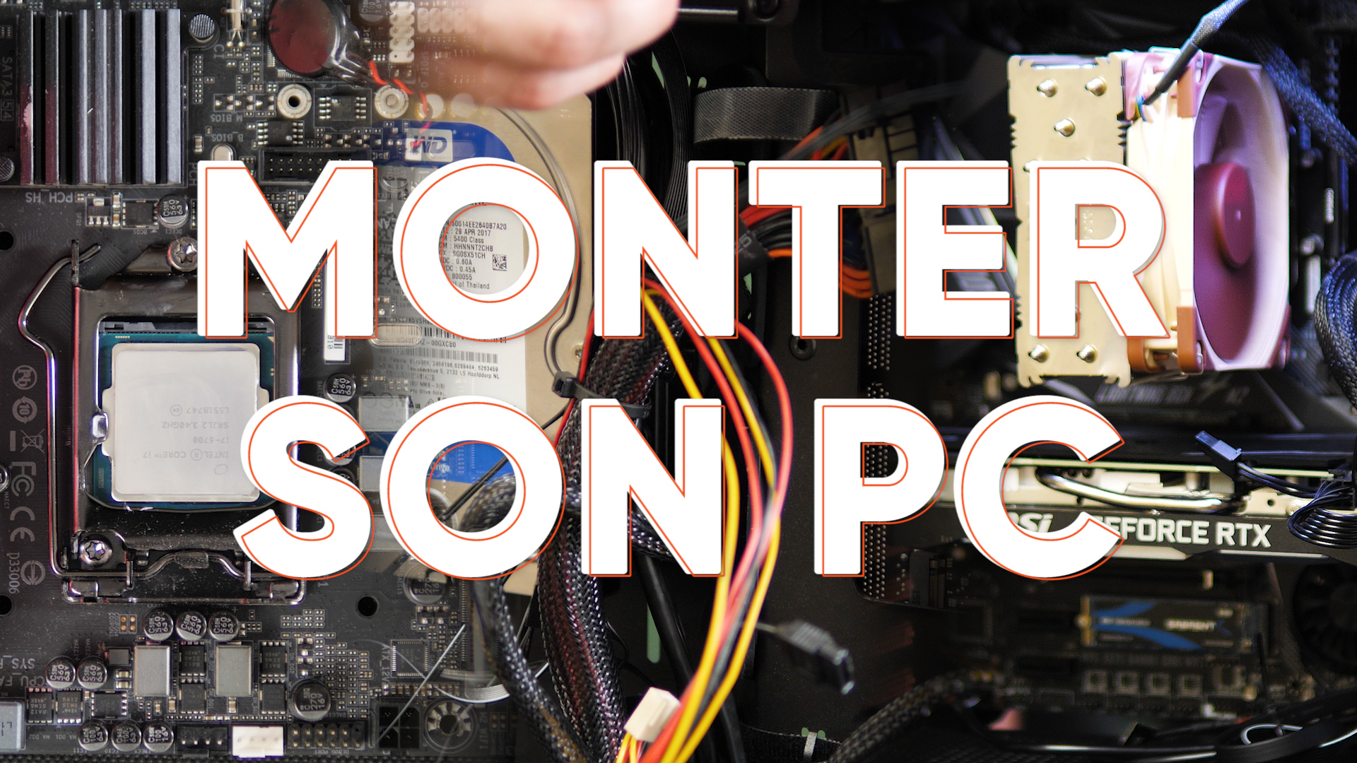 Le tuto ULTIME pour monter son PC