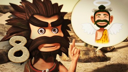 Oko Lele - Eva - Episode 8 - Funny cartoons