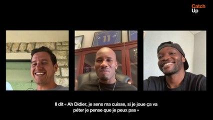 CATCH-UP - Episode #2 : D.Drogba, S.Mandanda & F.Thauvin - #TeamOrange