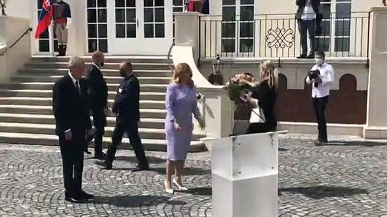 ZÁZNAM: TK prezidentky Zuzany Čaputovej a rakúskeho prezidenta A. Van der Bellena