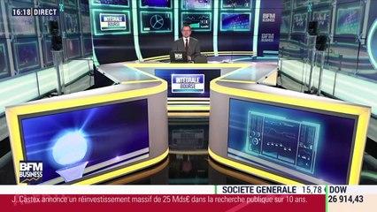 Stéphane Ceaux-Dutheil (Technibourse.com) : la bourse de Paris dans le vert avec Safran en vedette - 15/07