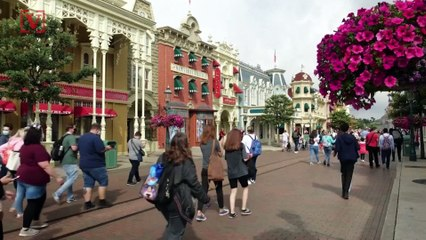 Disneyland Paris Reopens During the Pandemic With These Precautions