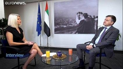 Europe and UAE working towards a sustainable future, says ambassador