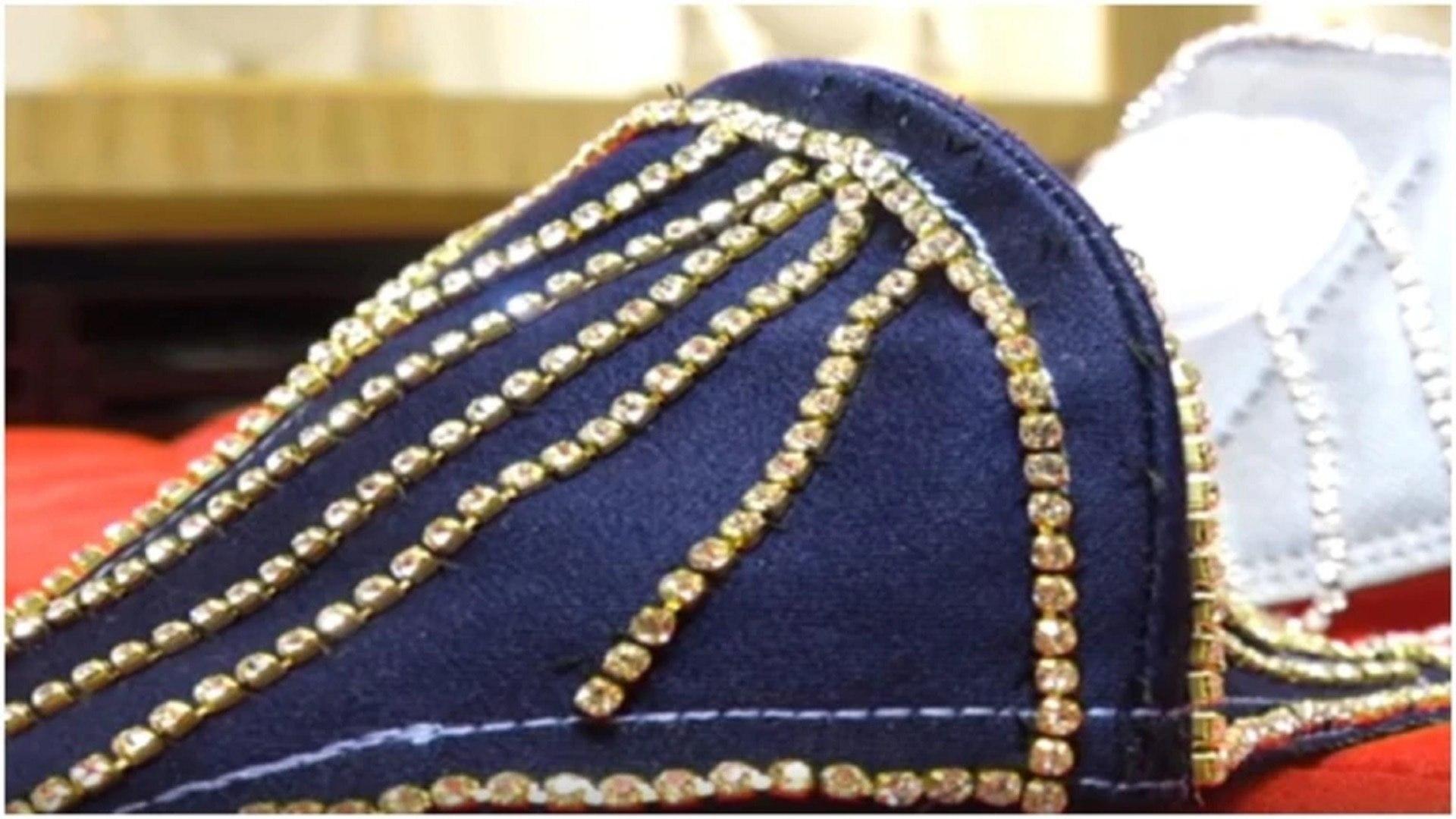 Coronavirus: Masks adorned with diamonds worth Rs 4 lakh