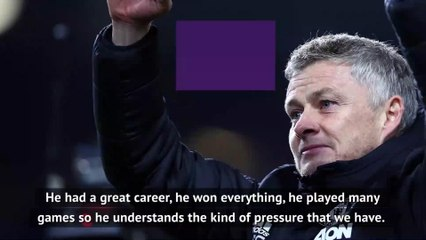 Solskjaer is winning for United with a smile on his face - Matic