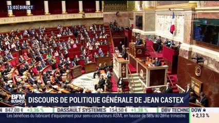 Edition spéciale : Discours de politique générale de Jean Castex - 15/07