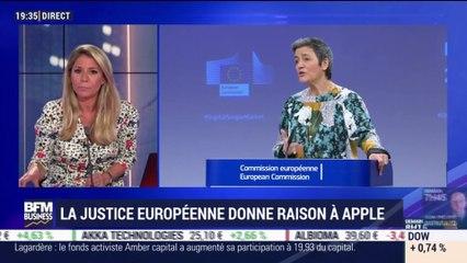 La justice européenne donne raison à Apple - 15/07