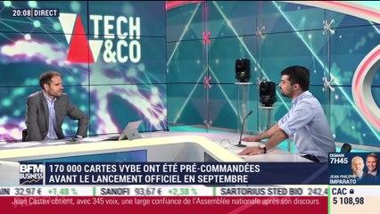Vincent Jouanne (Vybe) : Vybe, la néobanque de la génération Z se lance en septembre - 15/07