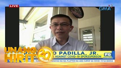 Unang Hirit: Metro Manila, nananatili sa GCQ; Cebu City, bumaba na sa MECQ