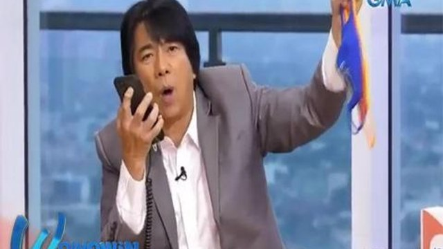 Wowowin: Nanay na caller mula sa Leyte, tatlong regalo ang natanggap!