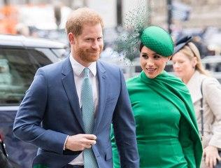 """La famille royale n'auraient pas """"protégé"""" Meghan Markle"""