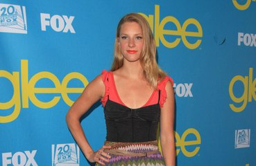 Heather Morris pays tribute to Naya Rivera