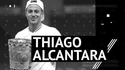 Player Profile - Thiago Alcantara