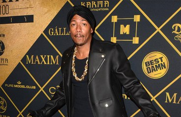 'I feel ashamed': Nick Cannon apologises amid accusations of anti-Semitism