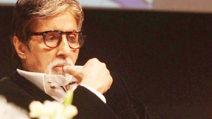 Amitabh Bachchan health status • Bungalow Sealed