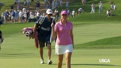 Memory Lane: Paula Creamer 10 Years After Winning U.S. Women's Open (Golf)