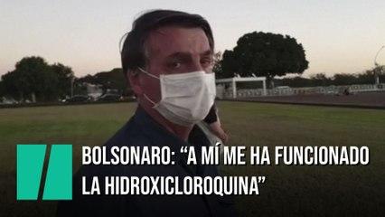 Bolsonaro sigue sin recuperarse del coronavirus