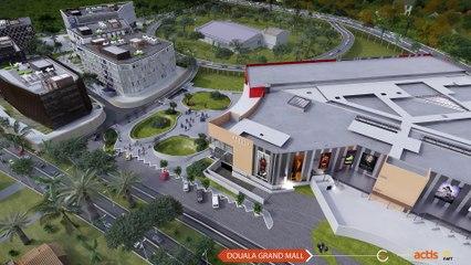 Douala Grand Mall, la touche finale (Cameroun)