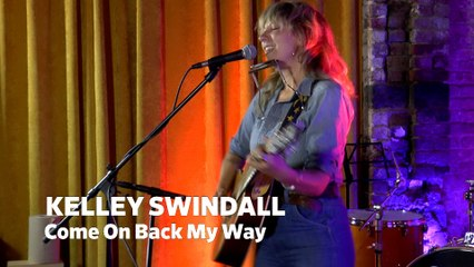 """ONE ON ONE: Kelley Swindall - """"Come on Back My Way"""" live at Cafe Bohemia, NYC"""