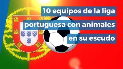 10 equipos de la liga portuguesa con animales en su escudo