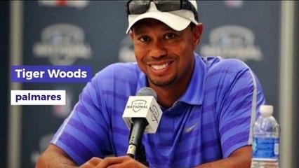 Tiger Woods : son palmarès