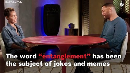 What Is 'Entanglement'? How Will And Jada Pinkett Smith's 'Red Table Talk' Episode Turned A Twitter Frenzy