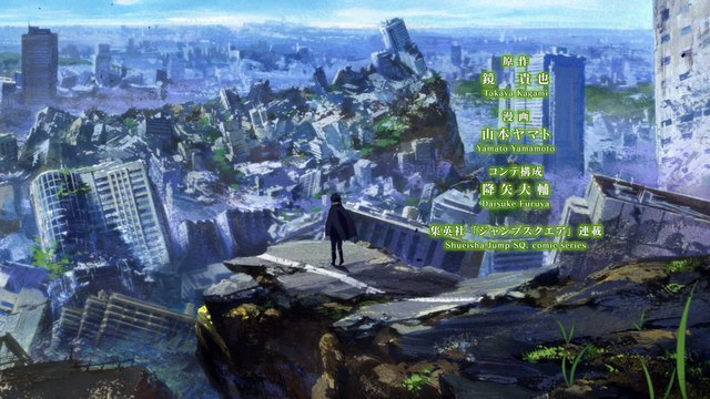 Owari no Seraph S02E03 The Demon Army's Ambition
