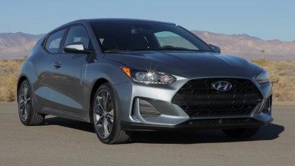 The new Hyundai Veloster Exterior Design