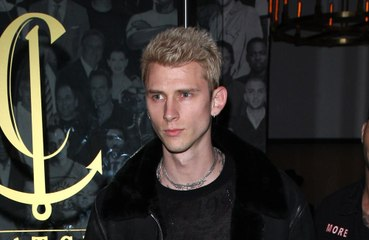 Megan's Foxy Feet: Machine Gun Kelly says Megan Fox has 'the most beautiful feet'